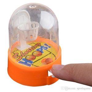 Developmental Basketball Machine Anti-stress Player Handheld Children Basketball shooting Decompression Toys Gift Mini Dropshipping