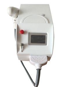 Горячая распродажа Portbale Nd YAG лазер 1064 / 532nm татуировки удаления пигмента удаления углеродного пилинга машина используется в салоне красоты и клинике