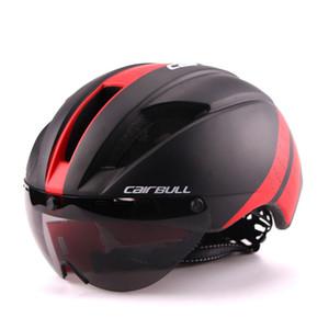 Велосипед касок Мужчины Женщины шлем велосипеда PC EPS безопасности велосипеда крышка Back Light MTB Mountain Road Спорт Безопасность Hard Hat