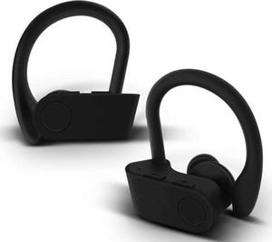 Gerçek Kablosuz Flaş Kulaklık Kulaklık kulak kancası IOS Android için Blutetooth 5.0 oyun Kulaklık Taşınabilir eaouteurs