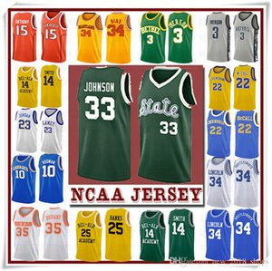 NCCA Jersey Kawhi Leonard James Iverson Hommes 23 LeBron Durant 13 Harden Curry College Basketball Maillots Stephen Russell Westbrook MEN4