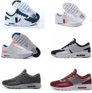 Sıfır esansiyel QS 87 Yeni Rüzgârı Küçük Airpillow Walking 87 ayakkabı erkekler Kadınlar Moda Rüzgârı Yarım Palm Dış Mekan 87 Sneakers boyutu 7-12 maxes