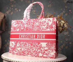 2019 borsa delle borse dei sacchetti di spalla delle signore della moda di New Retro Style graffiti pack zaino Moda Tote i raccoglitori della borsa # 956