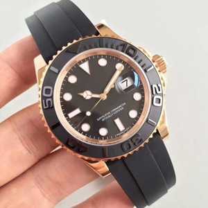 N factory Luxury Mens Watch m226659 Eta 2836 Sapphire Glass Automatic mechanical watch Rubber strap Ceramic Bezel Dial Luminous diving 100M