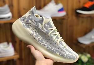 boost350v2Mens Kanye West V3 Alien Trainers Sneakers Womens Sports Running Shoe Chaussures Pour Hommes Baskets Femmes