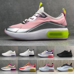2019 DIA SE QS кроссовки для мужчин женские дизайнерские тренеры бренд мода мужские кроссовки подушка des Chaussures Schuhe Air Zapatos