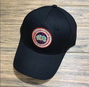 2019 New Fashion Classic Hot sales High quality Canada brand high quality men's and women's 100% cotton baseball caps casual ball caps