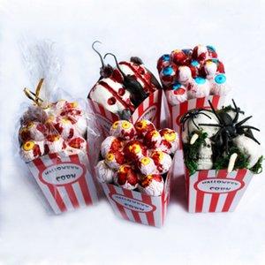 Ekelhaft Horror Simulation Popcorn Neuheit Spielzeug Szene Dekoration Prop Maus Schaum Schaum Puffreis Gut Verkaufen 4 2cy J1