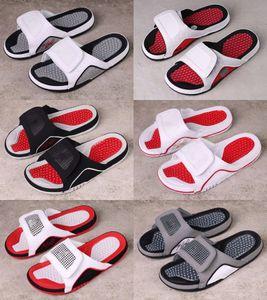 2020 Jumpman 4 slippers sandals Hydro IV 4s Slides black Kids Women men Beach sandal 11 XI 6 VI shoes outdoor sneakers