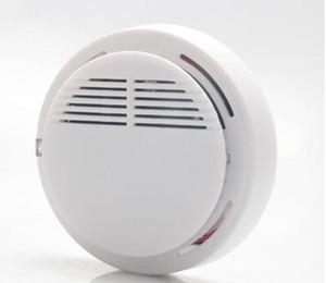 Duman Alarmı Dedektör Taşınabilir Bağımsız Yangın Alarm Dedektörleri Fotoelektrik Sensör Home For Güvenlik Alarm Sistemi