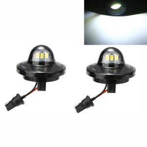 LED plaque d'immatriculation 3W 12V 3 LED Plaque éclairage d'extérieur Lampes Licence Light Plate Pour Ford Lincoln Mark LT