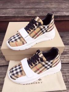 Erkek Kadın Sneaker Vintage Pamuk Sneakers Platformu Ayakkabı bej ilham sneaker eğitmen Lüks Tasarımcı Erkekler Ayakkabı arşivle edin