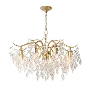 Современный Gold Metal Крите Luxury Decor Креативного Hotel Home Гостиной подвески лампа Art светильник PA0630