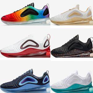 720s Zapatos de almohada inflables transpirables y cómodos de tendencia Zapatillas de deporte de diseñador Serie Future Upmoon Jupiter Cabin Panda zapatos casuales