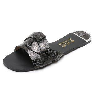 Pantofole femminile Roma BoSMi Ya vento modello Snake pantofole Joker One caratteri pistoni freddi