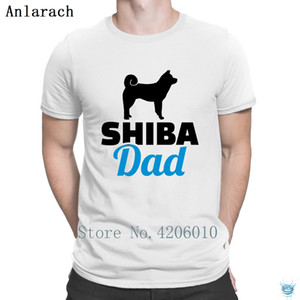 Shiba Inu Tshirt Awesome Character Cute Letter Tshirt For Men S-3xl Gents Anlarach Humor