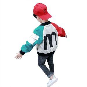 2020 New Fashion Boys' Spring and Autumn Children's Clothing Girls Jacket Boy Coat Baby Boy Jacket Girls Outerwear Coats