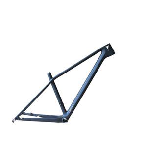 2019 T1000 carbone Cadres VTT 29er UD Full Carbon de montagne Cadres de vélo 13,5 / 15,5 / 17,5 Fit 30.9mm Tige de selle du cadre 29 Vtt