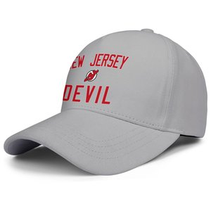 New Jersey Devil Ice Hockey mens and womens adjustable trucker cap design fashion baseball custom unique baseballhats Devils Is For ice