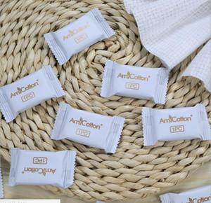 الجديدة المحمولة منشفة كعكة الحلوى 300x240cm مستطيل ستوكات منشفة يد المرأة الوجه القماش ماجيك منشفة الوجه هدية الإبداعية حفل زفاف لصالح