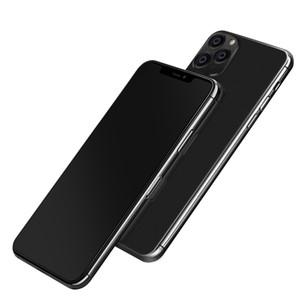No trabajo 11 Falso Metal Teléfono Modelo de presentación del molde ficticia para iphonePhone X 8 8 más Maniquí caso 11 XS MAX XR juguete de la exhibición