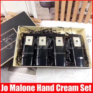 4 Odore Jo Malone London cura crema per le mani Orange Blossom inglese pearfreesia cologon sale marino selvaggio Bluebell cologon 4pcs / set