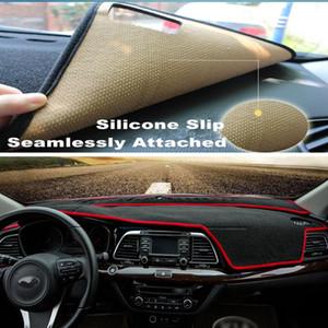 SJ luxuoso Soft Custom Fit Anti-Slip Car Inner Auto Dash board Cover Pad Sun Shade Dash Mat For XF 2016 2017 2018 2019