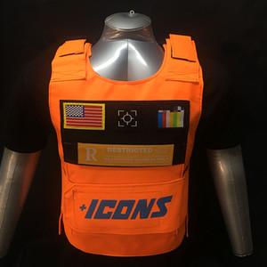 Chaleco de la manera 150cm-180cm de tendencias CS chaleco táctico fuerzas especiales Caza Ropa Pesca Hípica