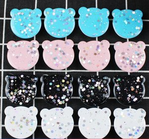4 Color Cartoon bear Holder For Mobile Phone Universal 360 Degree Stand Holder For iPhone for Samsung