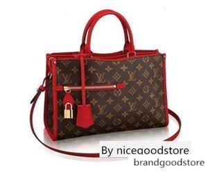 Popincourt Pm M43433 New Women Fashion Shows Shoulder Totes Handbags Top Handles Cross Body Messenger Bags