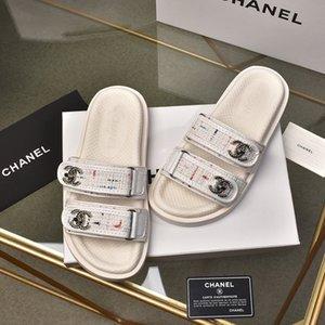 2020 luxo varinha mágica tamanho sapatos sandálias cowskin preto branco de couro real plataforma de grife moda mulheres 35 a 41 tradingbear