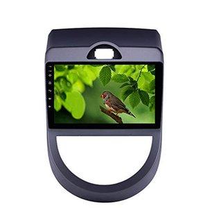 """9"""" Android 9.0 tactile voiture écran Lecteur multimédia Tableau de bord auto système stéréo pour voiture Kia Soul 2010-2013"""