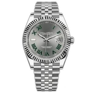 8 colori di orologi di lusso Top V3 automatici 2813 uomini meccanici della vigilanza Datejust originale Chiusura Presidente Desinger Mens Orologi