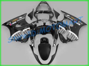 kit de carenado caliente para Kawasaki Ninja ZZR600 05 06 07 08 2005 2008 ZZR600 ZZR 600 Set de carenados KAZ15