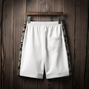Herren Designer Sportshorts Sommer neue Mens Shorts Outdoor-Overalls Hosen Trend Printing Capri Herren-Strand-Hosen Fashion Trend Hot