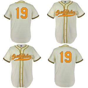 Stazione 1943 Maglia shirt personalizzata gioventù donne degli uomini di baseball maglie qualsiasi nome e numero di cuciture doppie Great Lakes Naval