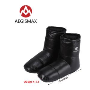 AEGISMAX спальный мешок Аксессуары утка вниз Тапочки кемпинга Мягкие носки вниз обувь Unise Xindoor / Warm путешествия