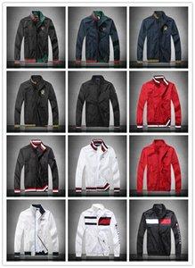 men's designer jackets mens 2020 designer clothes luxury ripping fashion casual brand waterproof windbreaker sport jacket coats size m-