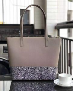 Marka desiger glitter çanta kadın Omuz Çantası Moda Çanta tote Crossbody 5 renk