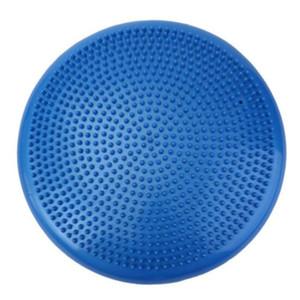Бесплатная доставка новый высокое качество fit core баланс диска мягкие надувные йога массаж мяч pad подушка балансировки колеса обучение YMB001