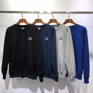 Pietra girocollo Maglione Isola cotone casuale degli uomini del progettista C.p.company nuova marca Comfort maglione di colore completo Size di lusso completo