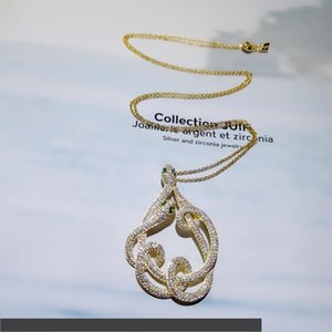 Lady Designer Necklace Temperament Simple Romantic Dating Pendant Necklace Double-headed Snake Necklace