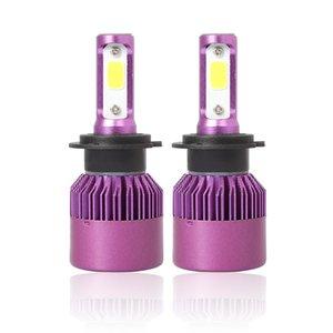 KAKUDER H7 110W 16000LM LED Headlight Conversion Kit Car Beam Bulb Driving Lamp 6000K LED Headlight