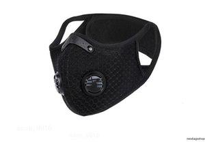 5 Değiştirilebilir Pm2.Cycle Katmanlar Döngüsü Aktif Karbon Filtre Ağız Cotto Yeniden kullanılabilir Yeni Maske