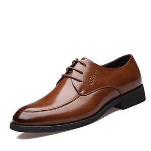 Erkekler büyüklüğü 38-47 İçin Yeni 2016 İş Elbise Ayakkabı Düğün Sivri Burun Moda Gerçek Deri Ayakkabı Flats Oxford Ayakkabılar