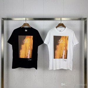 2020 Top Qaulity OFF Imprimer Hommes Femmes Designer T Shirt Mens Fashion Designer WHITE T-shirts Hauts Tee patagonia manches courtes T-shirts C04