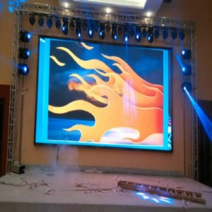 Iglesia Public Backdrops LED Video Wall Panel Interior P3.91 HD Pantalla LED