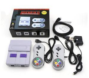 Coolbaby Super-HDMI-Mini-SFC Retro TV Video Classic Spielkonsole Handheld-Spieler 821 Dual-Gamepad