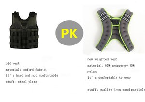 NEW weight vest fitness equipment weighted vest with the weighting 10kg 1pc