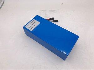 Tassa doganale gratuita 2000W 72V 10AH batteria 72V bici elettrica Batteria agli ioni di litio per samsung 25R 2500mah 8C cell 30A BMS